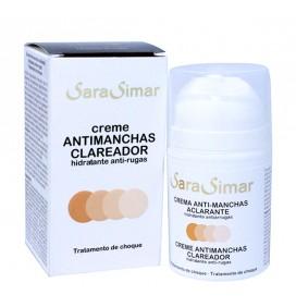 CREMA ACLARANTE ANTIMANCHAS 50ml SARA SIMAR