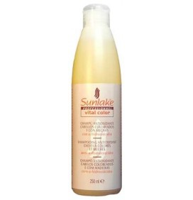CHAMPÚ VITAL COLOR 250ml. SUNLAKE