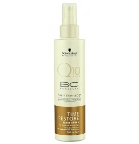 SPRAY EFFECT SATIN TIME RESTORE Q10 BONACURE