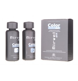 "CORRECTOR DE TINTURA ""COLOR OUT"" 2X125ml NIRVEL"