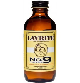 AFTER SHAVE Nº9 BAY RUM LAYRITE
