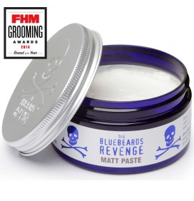 CREMA MATT PASTE 100ml. THE BLUEBEARDS REVENGE