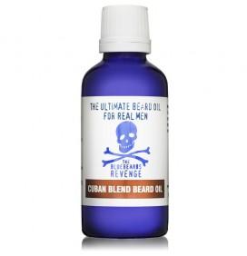 THE BLUEBEARDS REVENGE CUBAN BLEND BEARD OIL