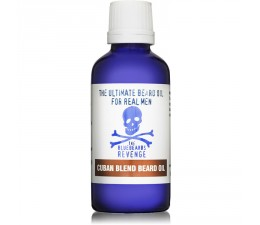 ACEITE CUBAN BLEND BEARD OIL PARA BARBA THE BLUEBEARDS REVENGE