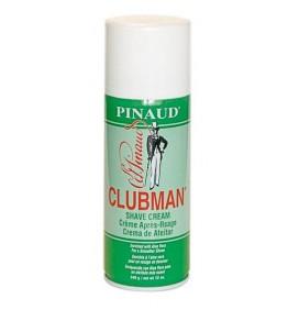 ESPUMA DE AFEITAR CLUBMAN PINAUD