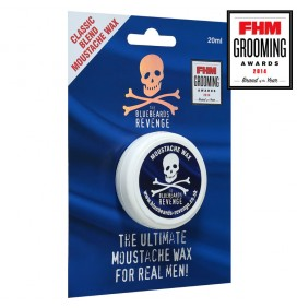 THE BLUEBEARDS REVENGE CLASSIC BLEND MOUSTACHE WAX (20ML)