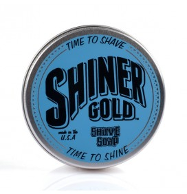 JABON DE AFEITADO SHAVE SOAP SHINER GOLD