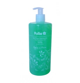 GEL POST DEPILACIÓN 500ML R-3613 POLLIE