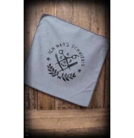 SCHMIERE MICROFIBER BARBER CLOTH