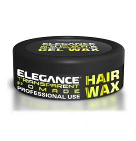 HAIR WAX TRANSPARENT POMADE ELEGANCE