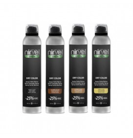 SPRAY CUBRE RAICES DRY COLOR NIRVEL