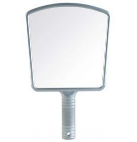 EUROSTIL R-2591 SILVER TV MIRROR WITH HANDLE