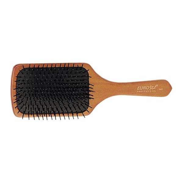 Cepillo tipo raqueta de madera - Cepillo de madera ...