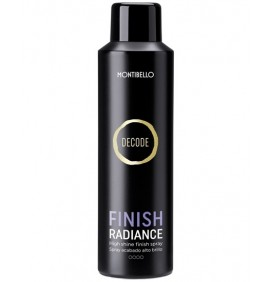 BRILLANTINA  DECODE FINISH GLOSS 200ml MONTIBELLO