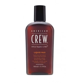 CERA LIQUIDA LIQUID WAX 150ML AMERICAN CREW