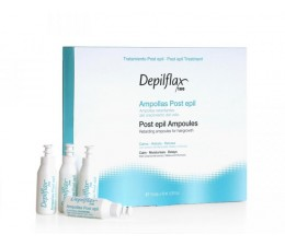 DEPILFLAX POST EPIL VIALS 10X10ML