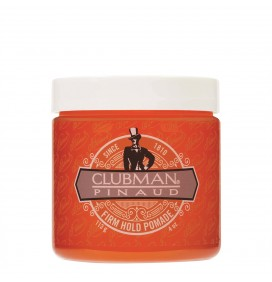 FIRM HOLD POMADE 113gr. CLUBMAN PINAUD