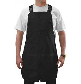 THE BARBER APRON BARBER STRONG