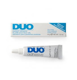 PEGAMENTO PESTAÑAS DUO CLEAR 14GR