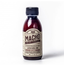 ACONDICIONADOR EN SECO PARA BARBA THE LEAVE-IN 150ml. MACHO BEARD
