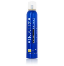 HAIR TOUCH EXTRA STRONG FINALIZE 300ML HC SIN GAS