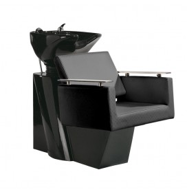COMFORT HEAD WASH WITH BUILT-IN CHAIR