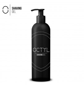 GEL AFEITADO SHAVING GEL OCTYL