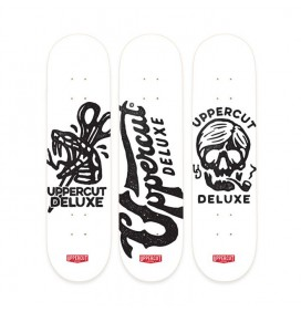 UPPERCUT STAY BOLD SKATE