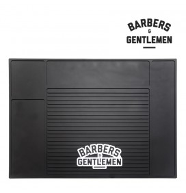 BARBERS & GENTLMEN NEW MODEL WORK STATION MAT