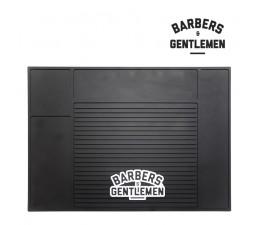 BARBERS & GENTLMEN NEW MODEL WORK STATION MAT