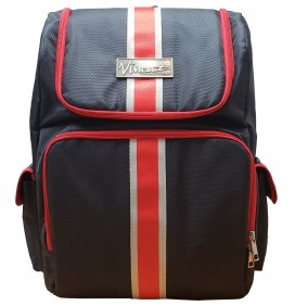 VINCENT RED BARBER BACKPACK
