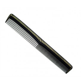 IRVING BARBER GOLD TRIM STYLING COMB