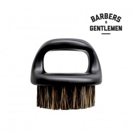 BARBERS & GENTLEMEN KNUCKLE BRUSH - SOFT.