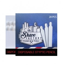 SHAVING FACTORY HEMOSTATIC MATCHES