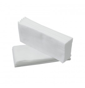 SPUNLACE DISPOSABLE TOWELS 100 PCS