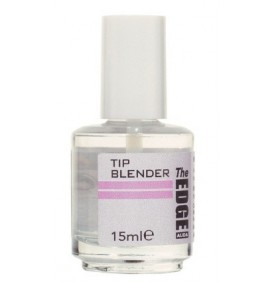 "NAIL TIP BLENDER "" ABLANDADOR DE TIPS"" 15ml THE EDGE"