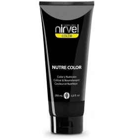 "NUTRE COLOR ""negro"" 200ML NIRVEL R-8410 MASC COLOR"