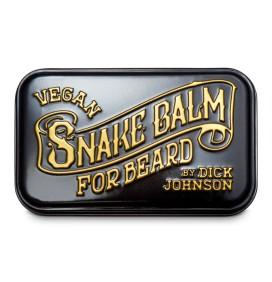 BALSAMO SNAKE BALM PARA BARBA DICK JOHNSON'S