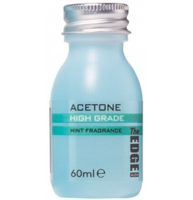 ACETONA HIGH GRADE 60ml THE EDGE NAILS