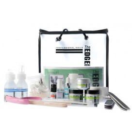 KIT DE GEL UV ACADEMIA THE EDGE NAILS