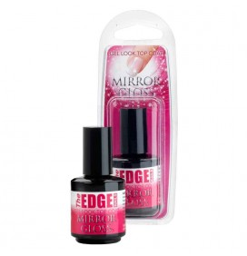 TOP COAT MIRROR GLOSS GEL (SIN UV) THE EDGE NAILS