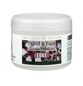EXFOLIANTE HAND & FOOT TEA TREE 200gr THE EDGE NAILS